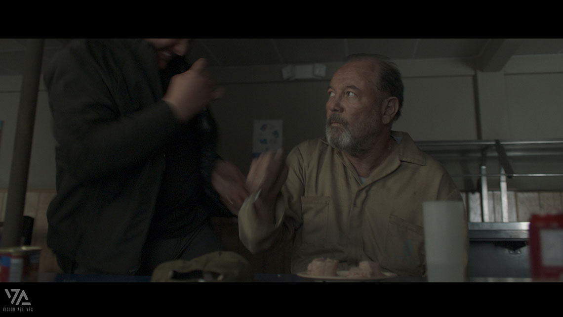 before Rotomation Process for the fear the walking dead Porject